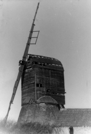 Foston Post Windmill